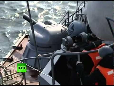 'Aircraft Carrier Killer': RT aboard Varyag guided missile cruiser
