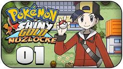 Pokémon Shiny Gold X Nuzlocke Challenge