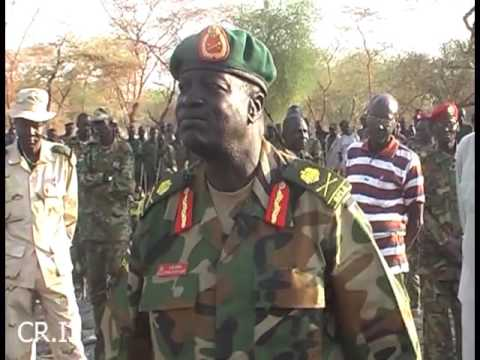 The three groups of people  to bring peace in south sudan[nuer]