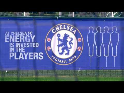 See What Goes Into The Training Of The Chelsea Squad