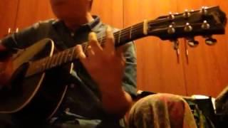 Kicks Paul Revere and the Raiders acoustic guitar cover