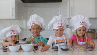 How To Make Dirt Pudding Cups - Kids in the Kitchen | Six Sisters Stuff
