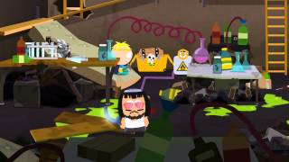 South Park : the Stick of Truth Playthrough fr par Diggles in Game Ep. 04