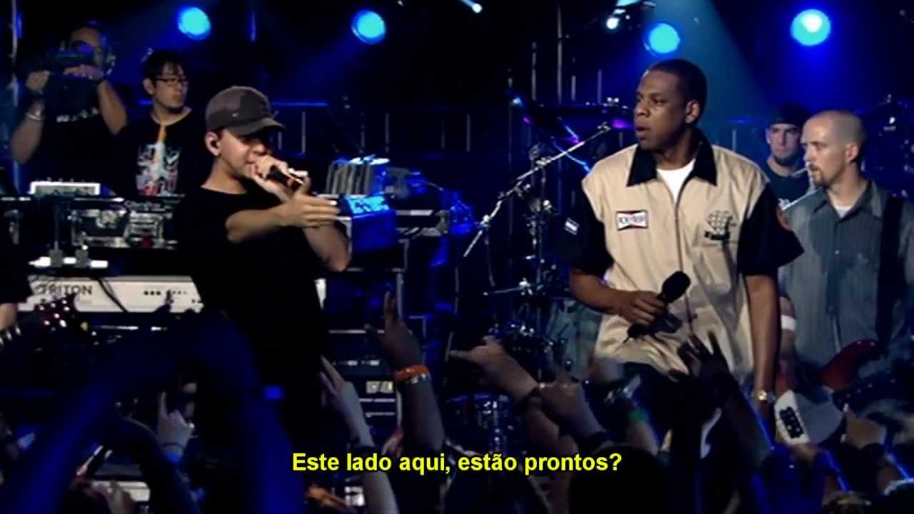 Image Result For Linkin Park Jay Z Points Of Authority Problems