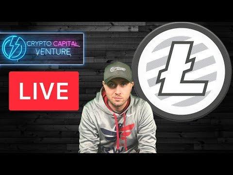 Litecoin TA / News/ Charts / LIVE