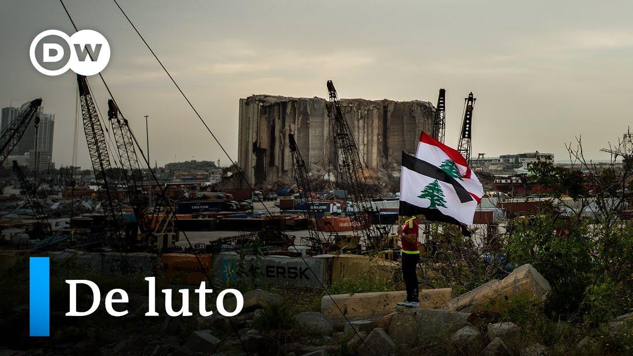Download Violencia en las calles de Líbano