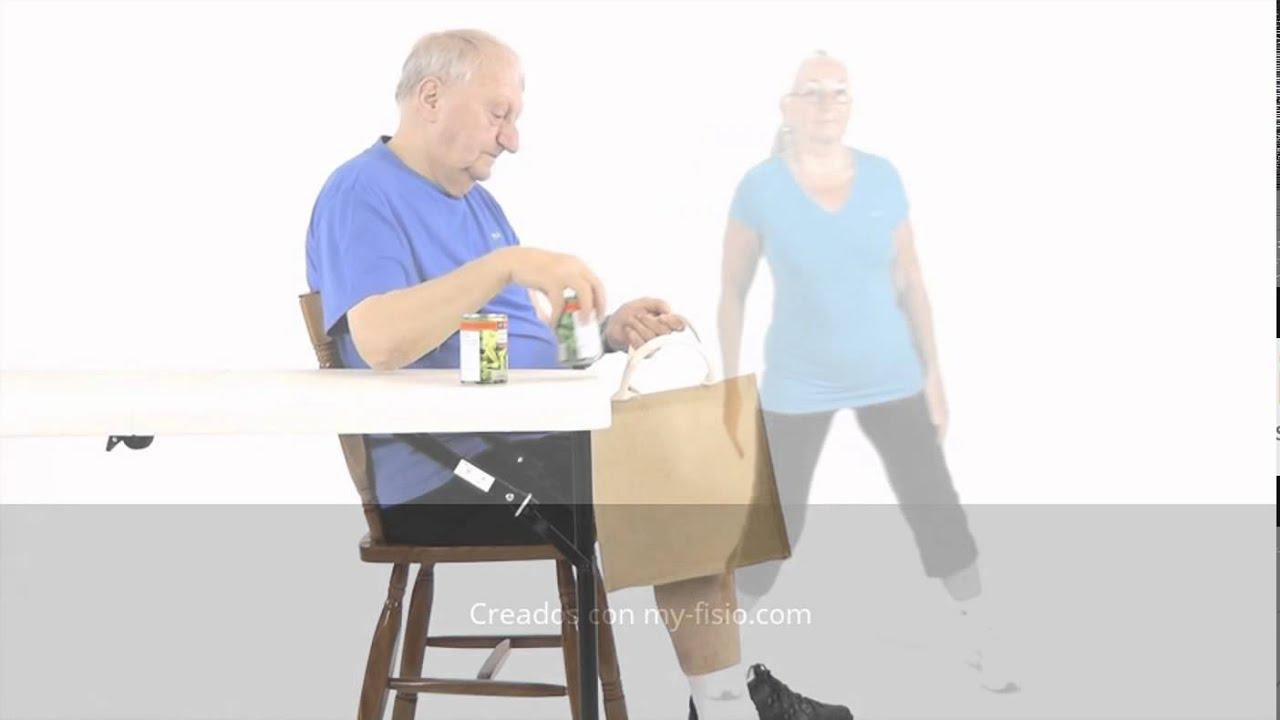 Ejercicios Para Pacientes Adultos Geriatría Fisioterapia
