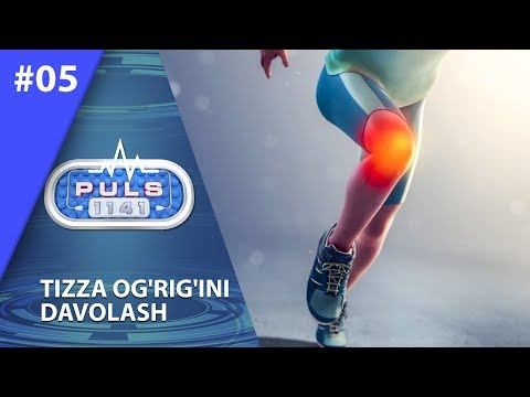 Puls 1141 5-son Tizza og'rig'ini davolash (12.07.2019)