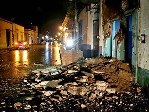 Mexico earthquake magnitude 8: 30 killed, hundreds missing, billions $ loss, tsunami warning