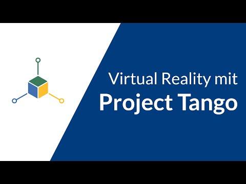 Virtual Reality mit Project Tango - inovex Meetups