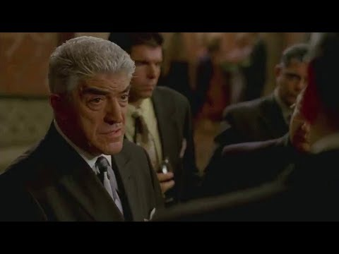 Phil: To Cry Like A Woman, It's A Fucking Disgrace - The Sopranos HD