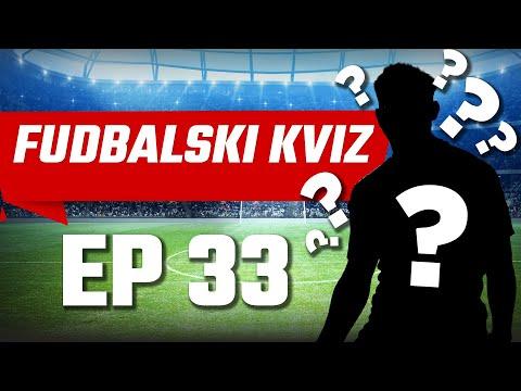 Fudbalski kviz | EP 33 - Testiraj znanje! POGODI FUDBALERA