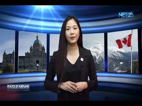 EAGLE NEWS CANADA BUREAU APRIL 11, 2018
