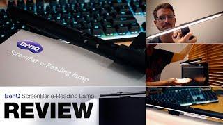 BenQ ScreenBar e-Reading LED Task Lamp Review