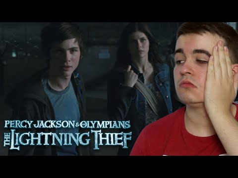 Percy Jackson And The Lightning Thief Is THE WORST Movie Adaptation Of All Time