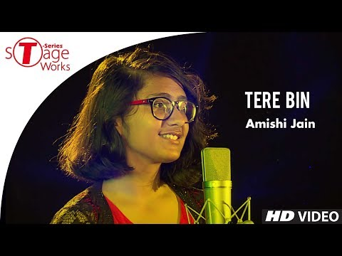 Tere Bin | Wazir | Cover Song By Amishi Jain | T-Series StageWorks