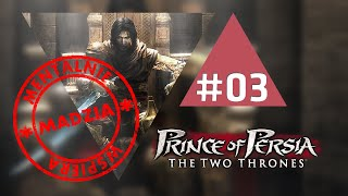 Prince Of Persia: Dwa Trony #3 w/ Madzia / Gameplay / 60FPS / 720p / Let's Play / PL / Zagrajmy w