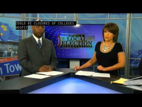 Louisiana State Crisis: Governor John Bel Edwards + Secretary John Kennedy Response