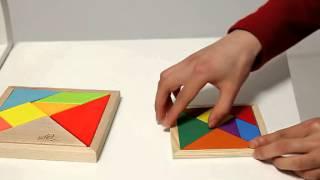 Children's Toys Wooden Puzzles
