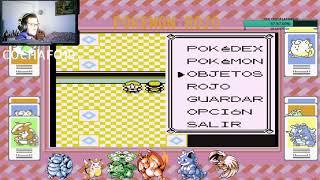 !!!Terminando Pokemon Rojo Ep 9 !!!  //Cochafo19//