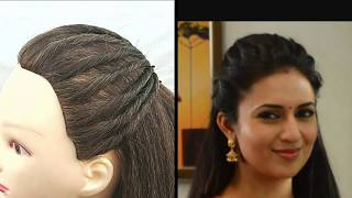 Simple Hairstyle\Easy Hairstyle\hair style girl\party hairstyle \function hairstyle