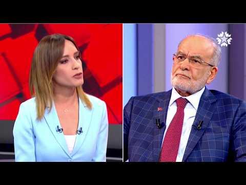 Star Tv - Seçim Özel   Cumhurbaşkanı Adayı Temel Karamollaoğlu - 16.06.2018