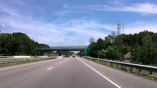 Across Northern Ohio, Part 2: Sandusky Bay to Cleveland, OH-2, I-90, US-42