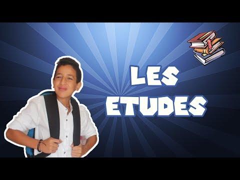 Yahya-Khaddir  Les études - القراية