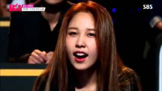 Lee Soo Jung -  Lay Me Down (Sam Smith) Kpop Star S5 Round 1 Audition