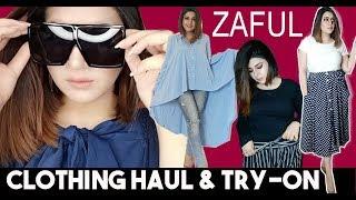 HUGE Clothing & Accessories HAUL | WORTH 19,000 | Zaful | GLOSSIPS