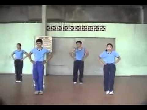 Thể Dục Nhịp Điệu lớp 10 nữ Part 2 (Mirrored)