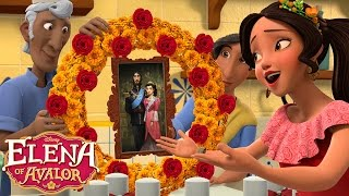 Festival of Love | Elena of Avalor | Disney Channel