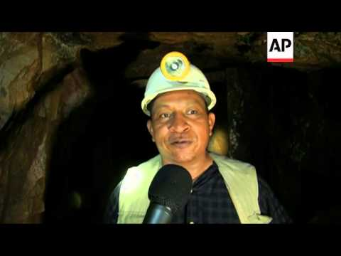 Rescuers Use Ropes In Attempt To Reach Miners Trapped By Underground
