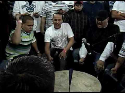 "Northern Cree ""War Cry"" At Toronto Pow Wow 2008"