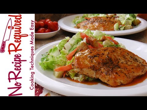Martha & Marley Spoon Buffalo Glazed Chicken Breast Review - NoRecipeRequired.com