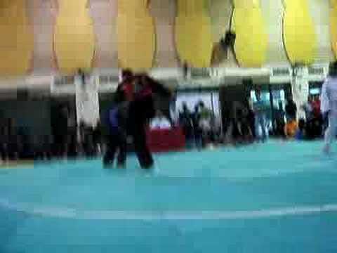 Silat Gerak Bayangan Semi Final pt4(heavyweight catagory)