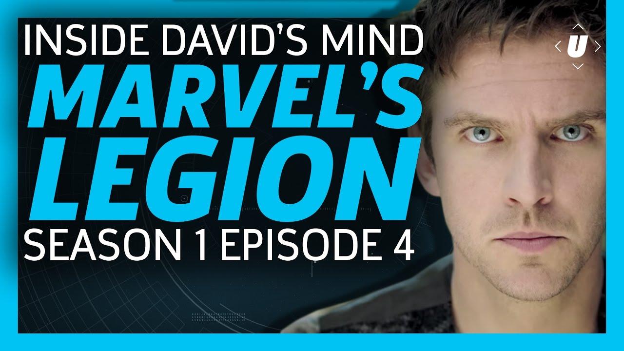 Download Inside David's Mind! Legion Episode 4 Breakdown