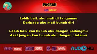 Download Video pasrah KARAOKE wanita MP3 3GP MP4