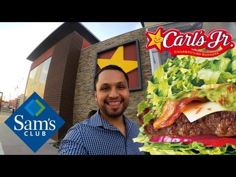 dieta-cetogÉnica-¿qué-comprar-en-sams?-¿hamburguesa-cetogénica?-carls-jr.-low-carb-burguer-🍔