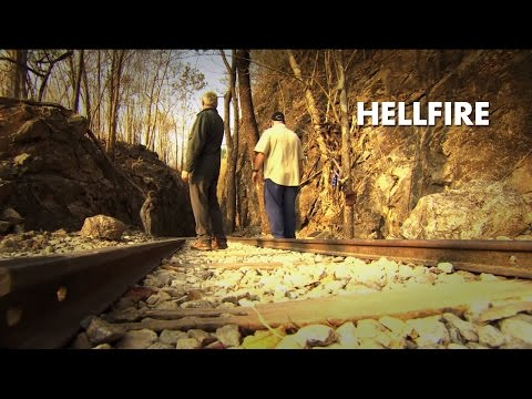 Lost Files Chris Tarrant Extreme Railways… Hellfire Pass