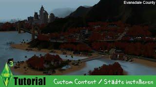 Tutorial: Custom Content / Städte installieren