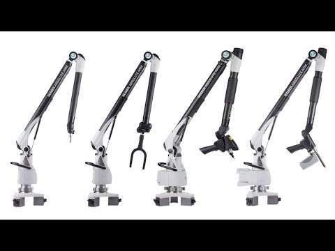 New Generation ROMER Absolute Arm