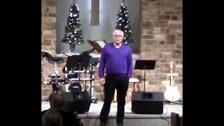 Sermon Series - Stay Focused (Hebrews 11) - Message by Pastor Paul Auckland at Grace Church