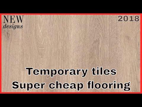 Temporary super cheap flooring | hardwood floor designs borders