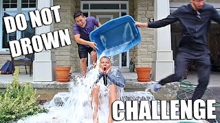 TRY NOT TO DROWN CHALLENGE!!