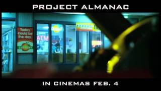 Project Almanac In Cinemas Feb. 4