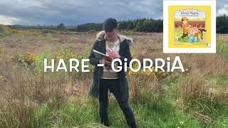The Irish Hare Giorria with Johnny Magory