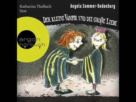 Der kleine Vampir und die große Liebe YouTube Hörbuch Trailer auf Deutsch