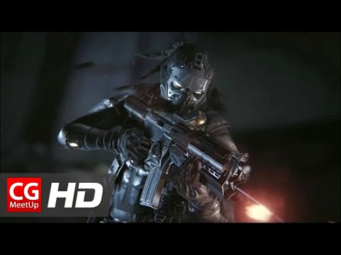 "CGI Free Download ""Unreal Engine 4 Infiltrator Real-Time Demo"" by Epic Games 