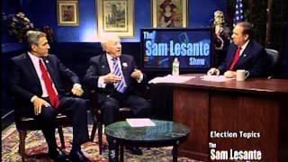 The Sam Lesante Show - US Congressman Lou Barletta and Dr. Victor Greco